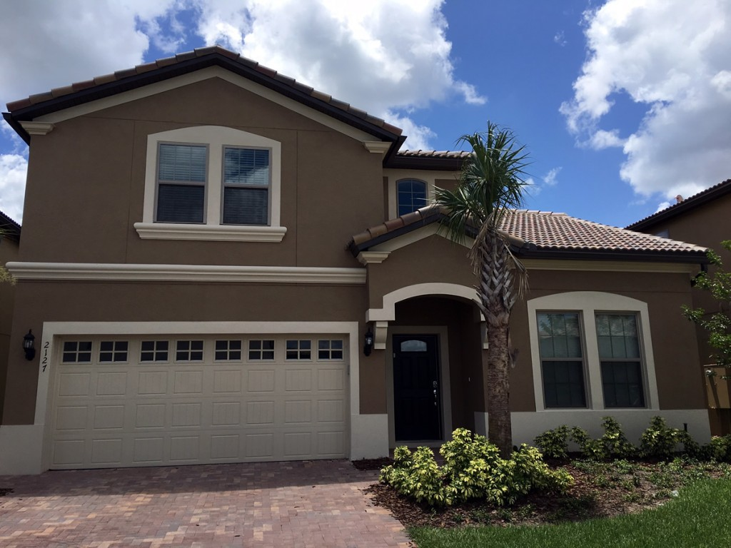 Orlando waterfront vacation homes