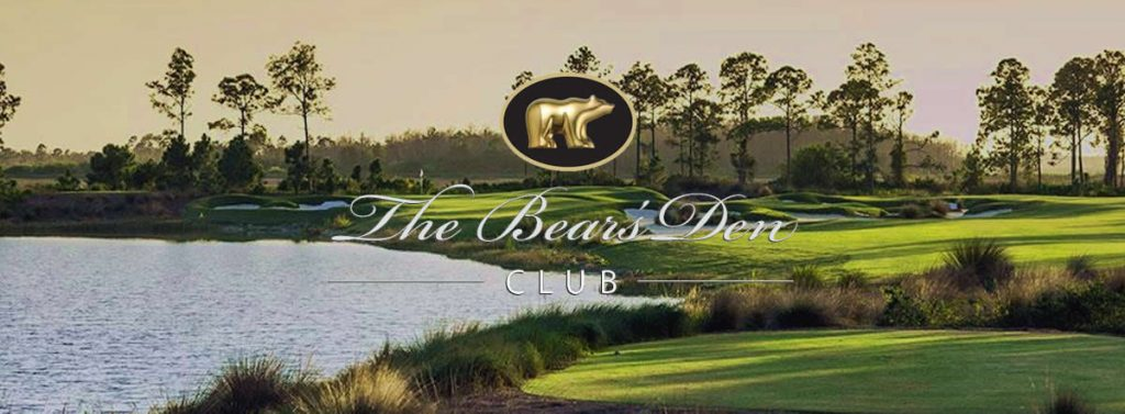 The Bears Den Club at Reunion Resort in Orlando luxury golf vacation homes