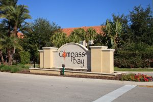Compass Bay vacation townhomes for sale in Orlando. Townhomes in Orlando