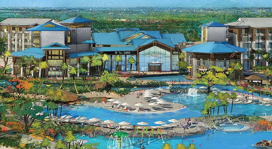 Margaritaville Resort new vacation homes for sale near Disney