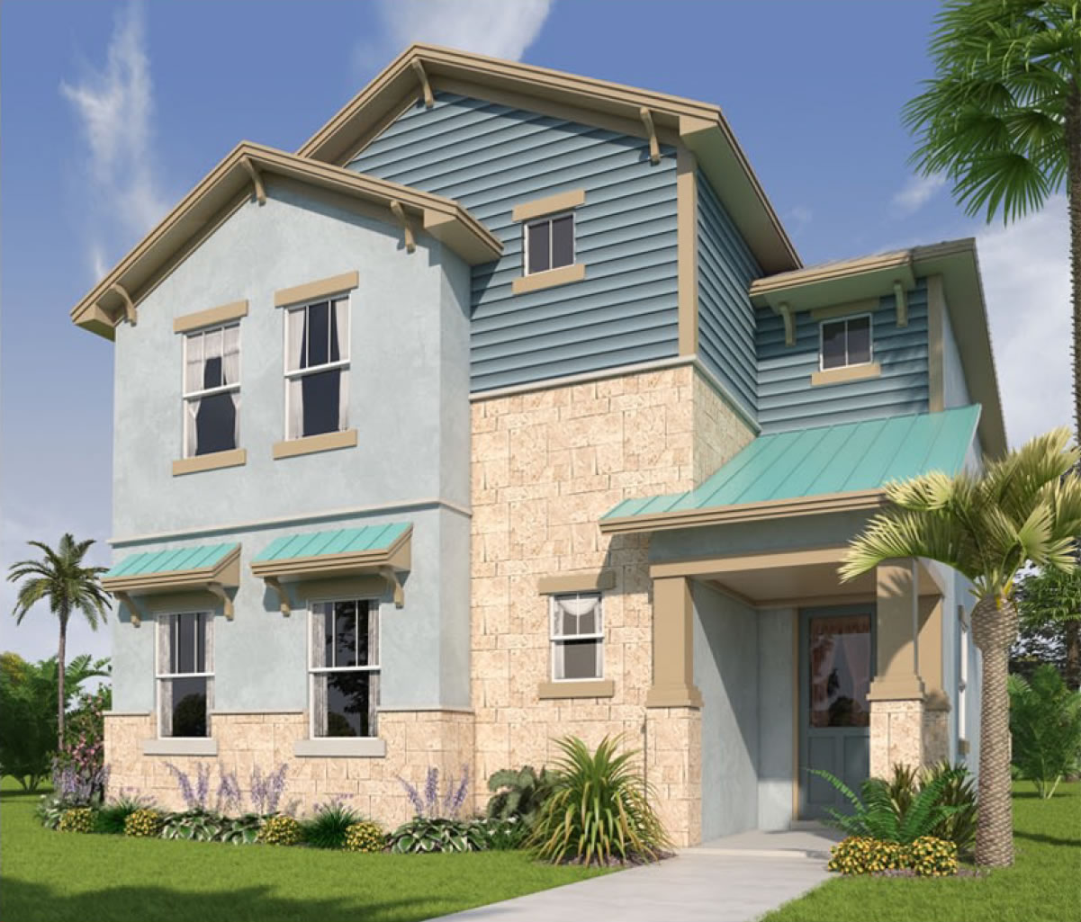 Kissimmee Vacation Homes For Sale: Patriots Landing At Reunion Resort Is A Stunning Upscale