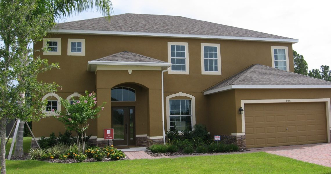 Rosemont woods is an established rental community near disney for Vacation home builders
