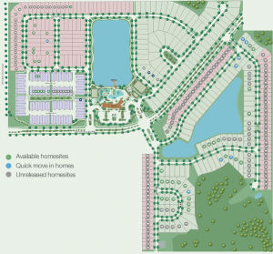 New off plan vacation homes in Orlando at Windsor at Westside Resort
