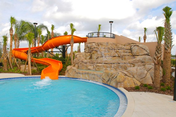 Kids pool Solterra Resort rental vacation homes for sale