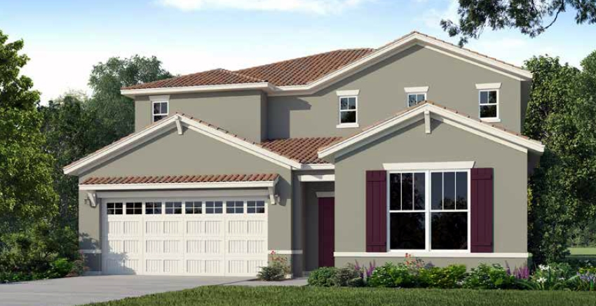 New models at Solterra Resort. 6 bedroom vacation home