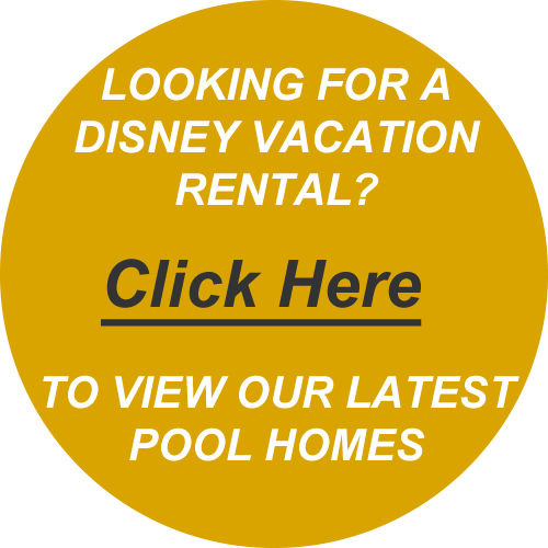 Disney vacation rentals in Orlando