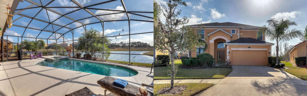 Resale vacation homes near Disney Orlando