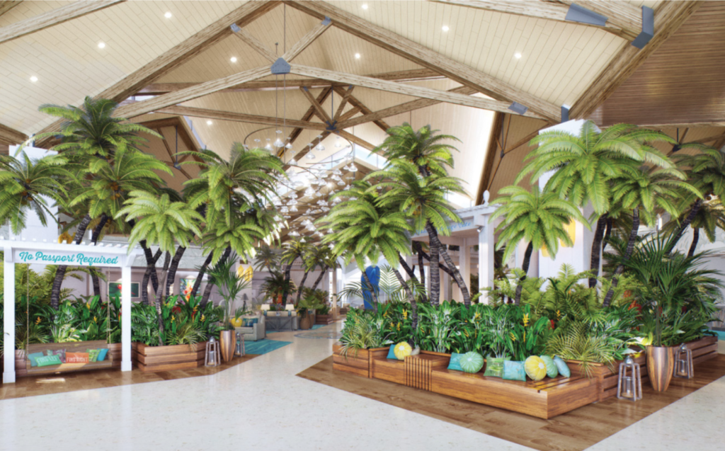 Margaritaville Resort Orlando Clubhouse
